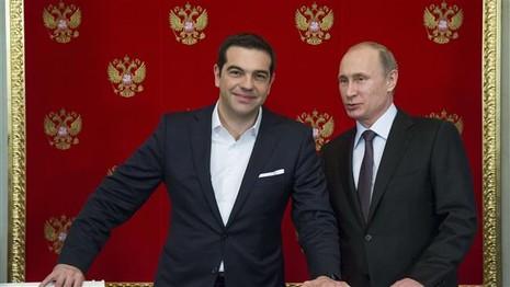 Nga tuyên bố giúp Hy Lạp vượt qua khủng hoảng tài chính - ảnh 1