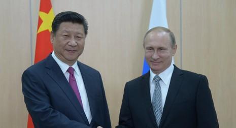 Tổng thống Putin: 'Nga-Trung hợp tác để vượt qua khó khăn' - ảnh 1