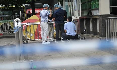 Nạn dùng dao tấn công người hàng loạt ở Trung Quốc - ảnh 1