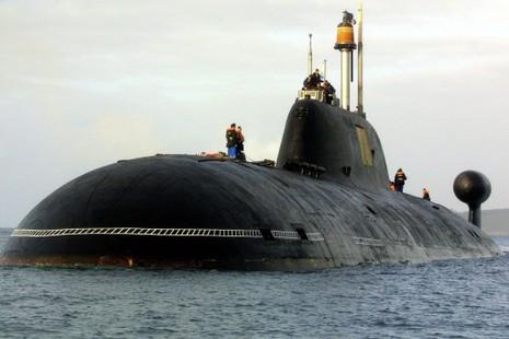 5 tàu ngầm nguy hiểm nhất của Nga  - ảnh 1