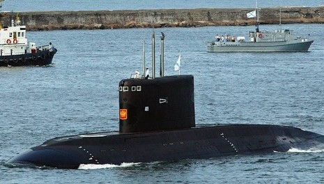 5 tàu ngầm nguy hiểm nhất của Nga  - ảnh 2