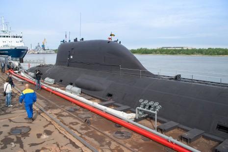 5 tàu ngầm nguy hiểm nhất của Nga  - ảnh 5