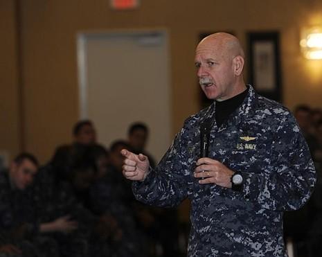 Đô đốc Mỹ: Trung Quốc là mối đe dọa lớn hơn cả IS - ảnh 1