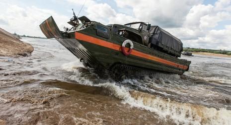 Nga sẽ tổ chức cuộc thi về quân sự - ảnh 1