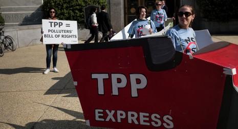 Mỹ các nước bắt đầu đàm phán TPP - ảnh 1