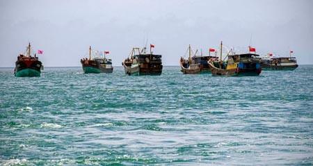 Trung Quốc lập đội dân quân vũ trang 'khoe cơ bắp' trên Biển Đông - ảnh 1