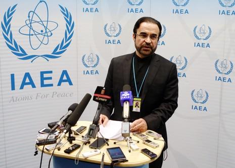 Iran khiếu nại Mỹ vi phạm thỏa thuận hạt nhân - ảnh 1