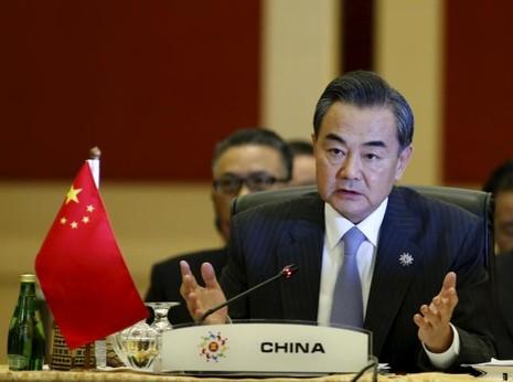 Trung Quốc tuyên bố 'đã và đang dừng xây dựng trên Biển Đông' - ảnh 1