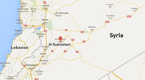 IS bắt cóc ít nhất 230 con tin tại Syria  - ảnh 1
