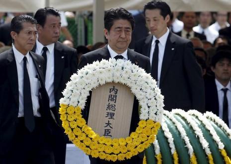 'Nhật Bản quyết theo đuổi 3 nguyên tắc phi hạt nhân' - ảnh 2