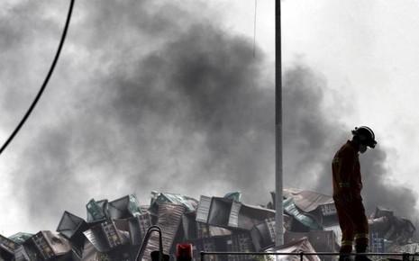 Vụ nổ Thiên Tân giết chết 104 người: Chủ tịch Tập Cận Bình lên tiếng - ảnh 1