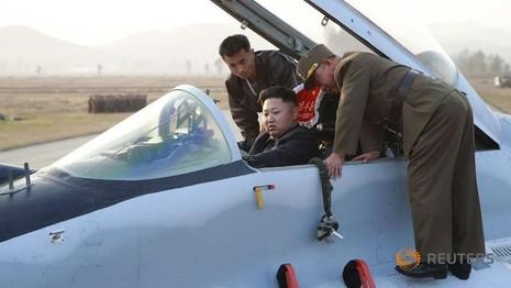 Triều Tiên xây đường băng cho chuyên cơ của Kim Jong-un - ảnh 1