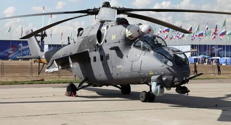 Pakistan sẽ mua 4 trực thăng Mi-35M của Nga - ảnh 1
