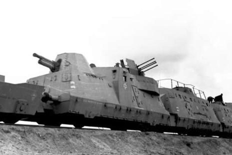 'Chiếc xe lửa ma' chở kho báu của Đức Quốc Xã - ảnh 1