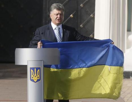 Tổng thống Ukraine kêu gọi đoàn kết chống Nga - ảnh 1
