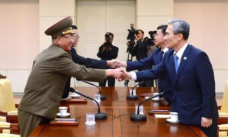Hàn-Triều đạt thỏa thuận tránh xung đột - ảnh 1