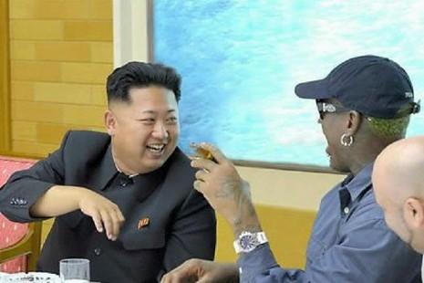 Kim Jong Un nhận quà công nghệ đắt tiền từ Trung Quốc - ảnh 1