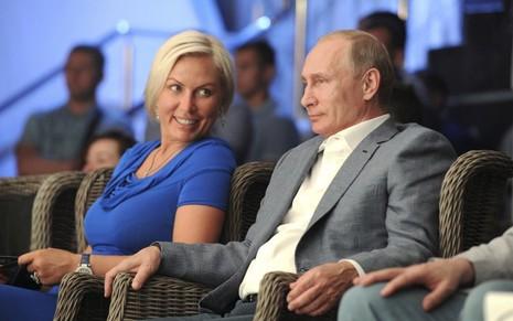 Rộ tin đồn Tổng thống Putin có 'bạn gái mới' - ảnh 1
