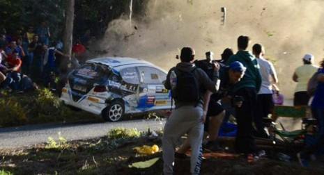 Tai nạn đua xe kinh hoàng: ít nhất 6 người chết, 11 bị thương - ảnh 1