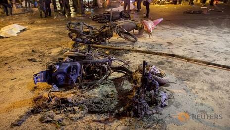 Malaysia bắt giữ 3 nghi phạm liên quan đánh bom Bangkok - ảnh 1