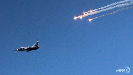 Mỹ - Nga điện đàm về Syria - ảnh 1