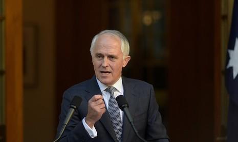 Tân Thủ tướng Úc chỉ trích Trung Quốc 'quá đà' ở Biển Đông - ảnh 1