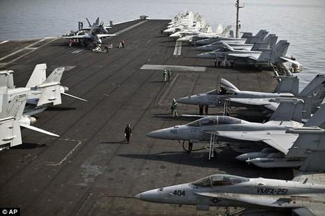 Nga xây thêm hai căn cứ quân sự cho Syria? - ảnh 1