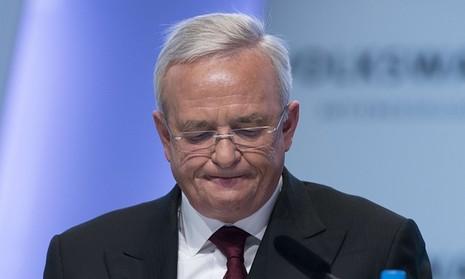 Giám đốc điều hành Volkswagen từ chức - ảnh 1