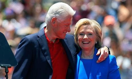 Bill Clinton tự tin về khả năng năng trúng cử của vợ - ảnh 1