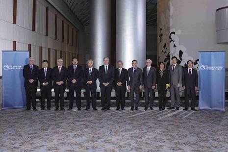 Đàm phán TPP hoàn tất vào phút chót - ảnh 1