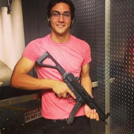 Hai người chết trong hai vụ nổ súng trong trường đại học Mỹ - ảnh 1