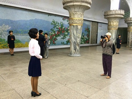Bộ ảnh: Vẻ đẹp mộc mạc của những cô gái Triều Tiên - ảnh 3
