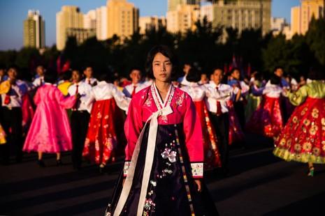 Bộ ảnh: Vẻ đẹp mộc mạc của những cô gái Triều Tiên - ảnh 1