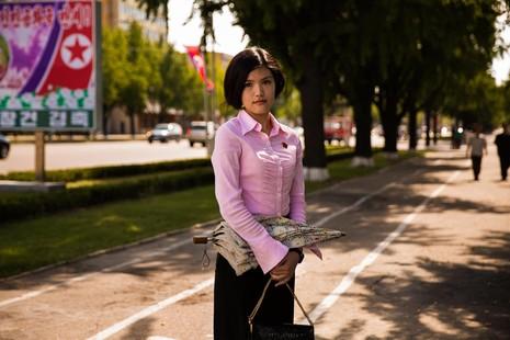 Bộ ảnh: Vẻ đẹp mộc mạc của những cô gái Triều Tiên - ảnh 8