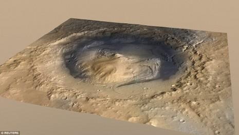 Tiết lộ kế hoạch 'chinh phục' sao Hỏa của NASA - ảnh 1