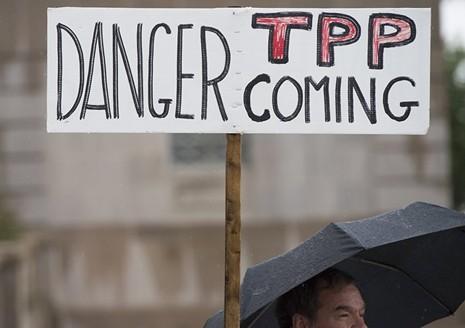 Khảo sát cho thấy TPP 'gặp khó' trên đất Mỹ - ảnh 1