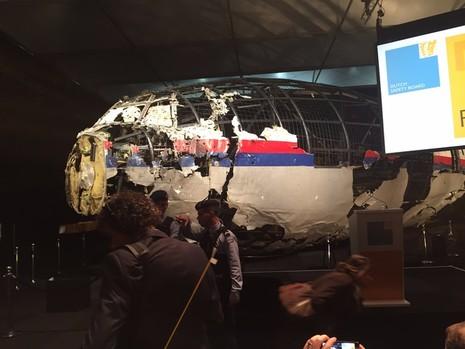 Hà Lan kết luận MH17 bị tên lửa của Nga sản xuất bắn rơi - ảnh 1