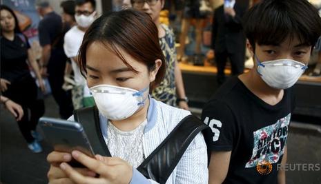 Phát hiện trường hợp tái nhiễm MERS ở Hàn Quốc  - ảnh 1