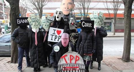 Khảo sát cho thấy TPP 'gặp khó' trên đất Mỹ - ảnh 2