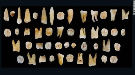 Phát hiện 47 chiếc răng 80.000 năm tại Trung Quốc - ảnh 1
