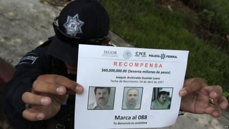 Trốn cảnh sát, trùm ma túy khét tiếng Mexico đã bị thương - ảnh 2
