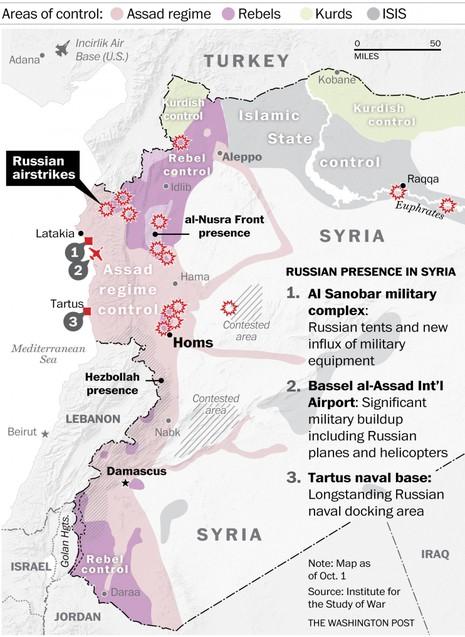Nga đang 'đốt' hàng triệu USD mỗi ngày tại Syria - ảnh 1