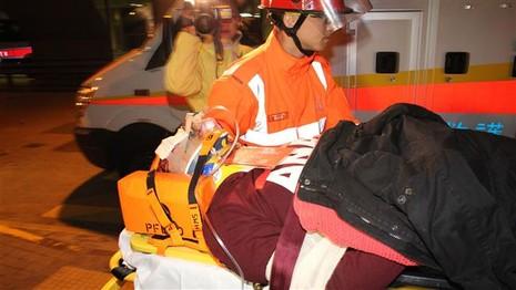 Ít nhất 100 người bị thương trong vụ tai nạn phà - ảnh 1