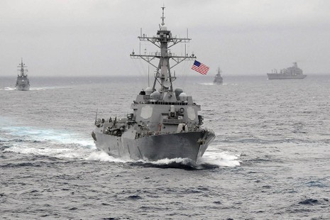 Trung Quốc đe dọa phản ứng quyết liệt việc tuần tra của Mỹ - ảnh 1