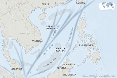 Mỹ tuần tra biển Đông, Úc cũng áp lực? - ảnh 1