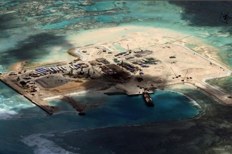 Mỹ tuần tra biển Đông, Úc cũng áp lực? - ảnh 3