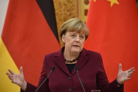 Thủ tướng Đức kêu gọi TQ đưa biển Đông ra tòa án quốc tế - ảnh 1