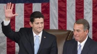 Hạ viện Mỹ vừa mới có tân Chủ tịch - ảnh 1