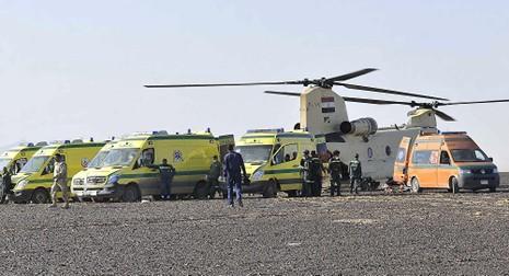 Ireland giúp Nga điều tra vụ máy bay chở 224 người rơi  - ảnh 1