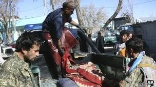 Bảy trẻ em thiệt mạng vì chơi với tên lửa - ảnh 1